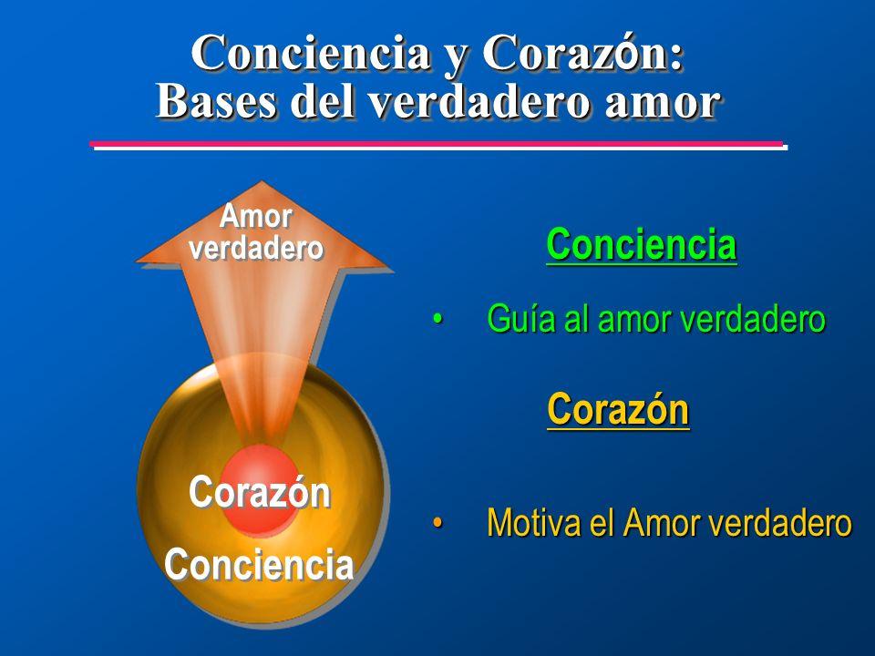Conciencia y Corazón: Bases del verdadero amor