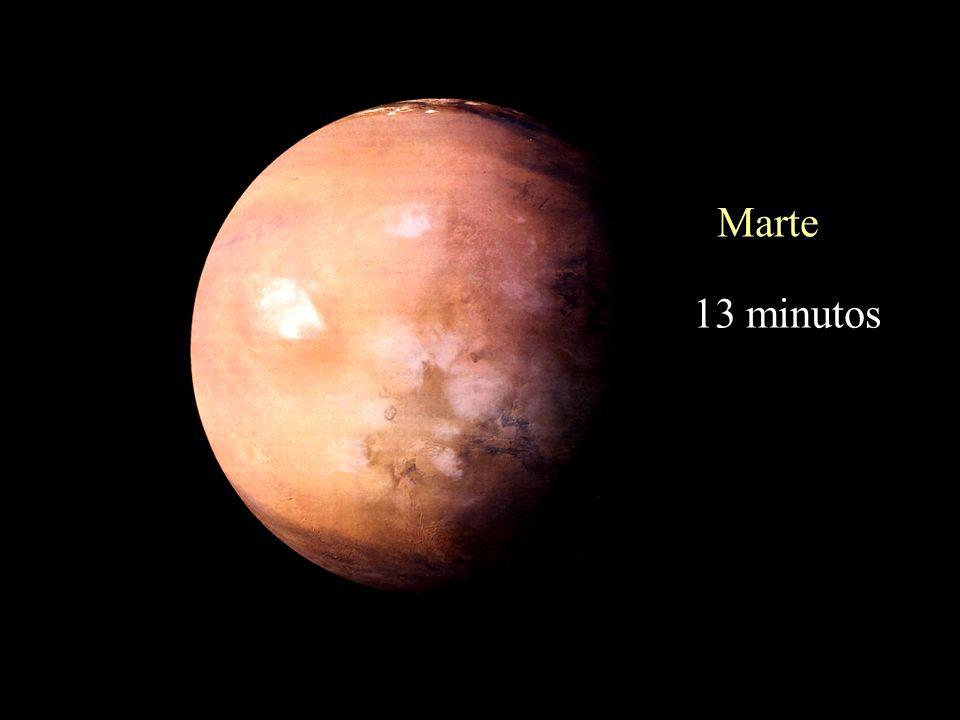 Marte 13 minutos