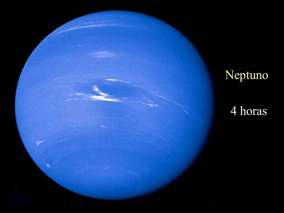 Neptuno 4 horas