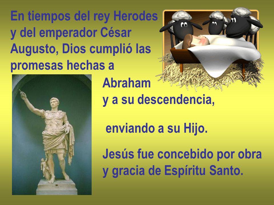 En tiempos del rey Herodes