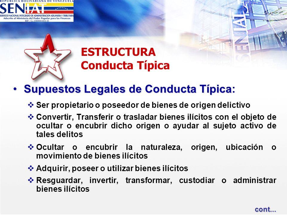 ESTRUCTURA Conducta Típica