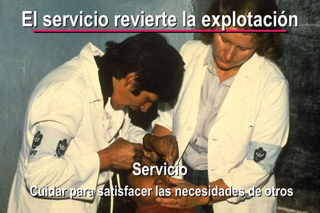 El servicio revierte la explotación