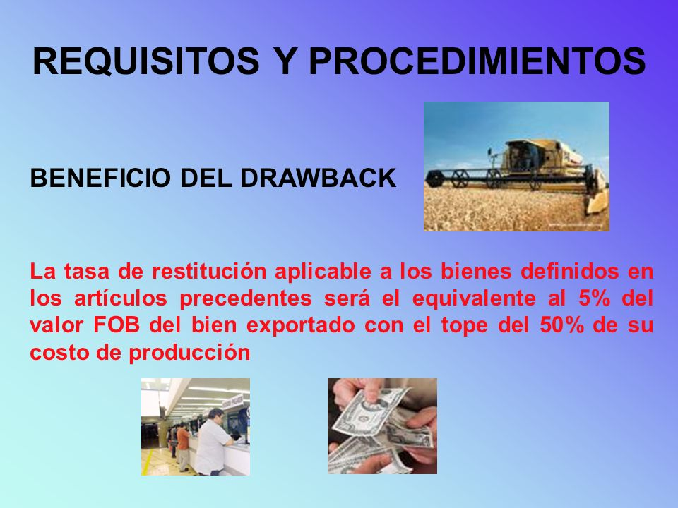 REQUISITOS Y PROCEDIMIENTOS