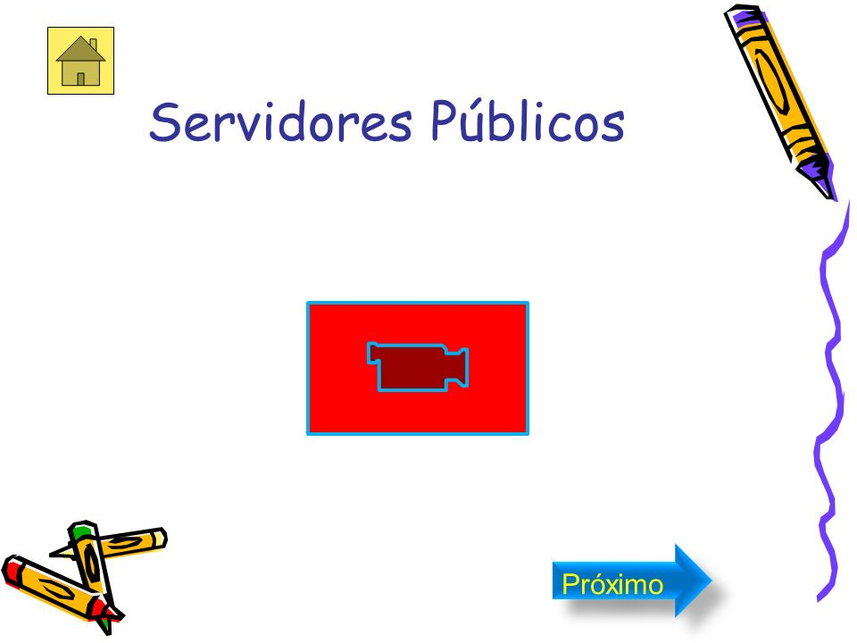 Servidores Públicos Próximo