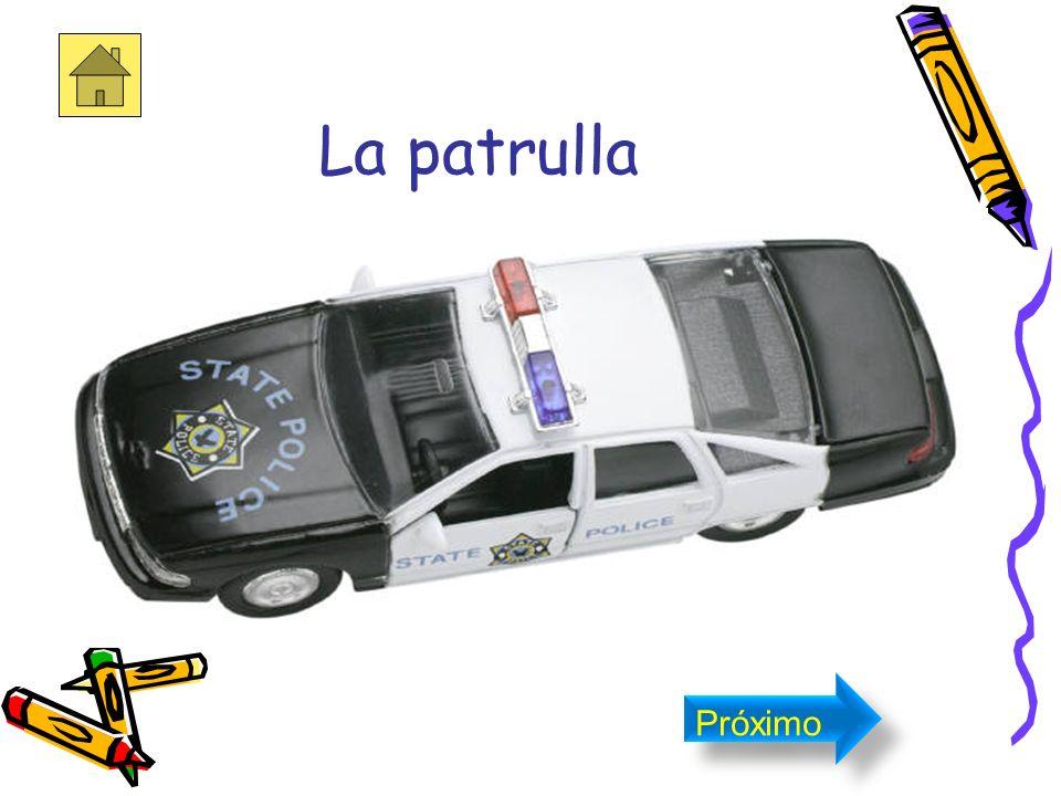 La patrulla Próximo