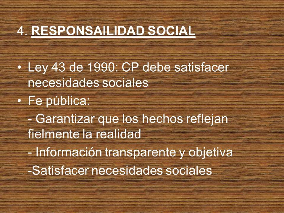 4. RESPONSAILIDAD SOCIAL