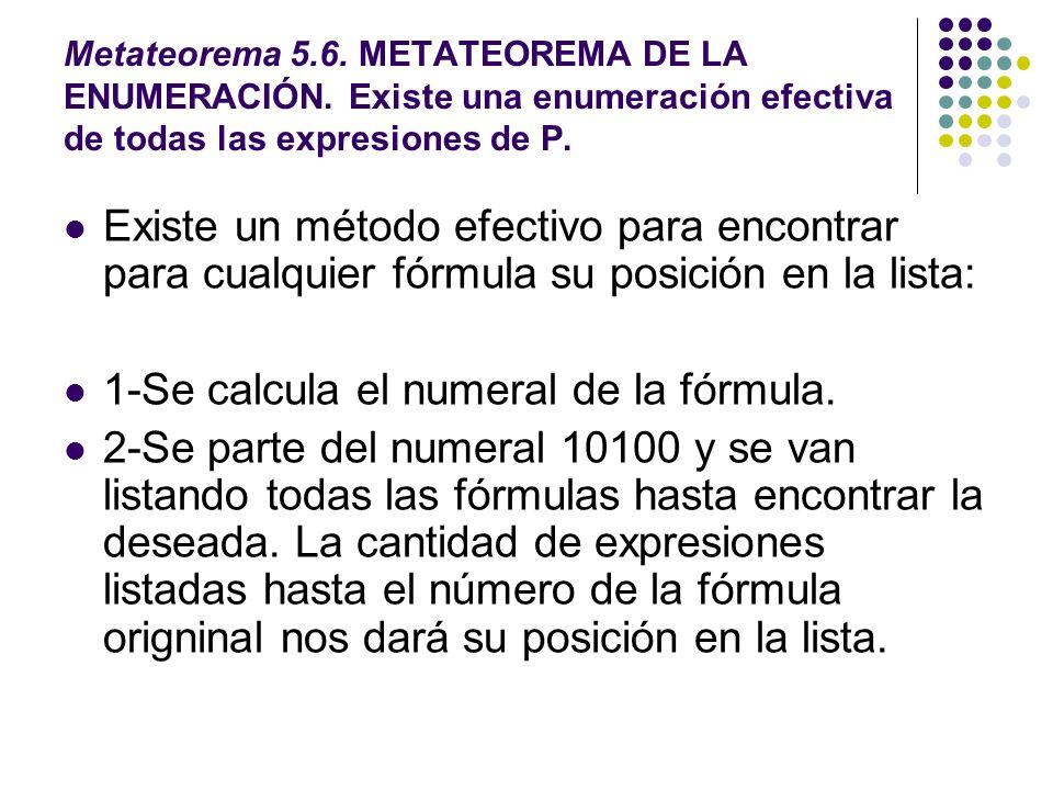 1-Se calcula el numeral de la fórmula.