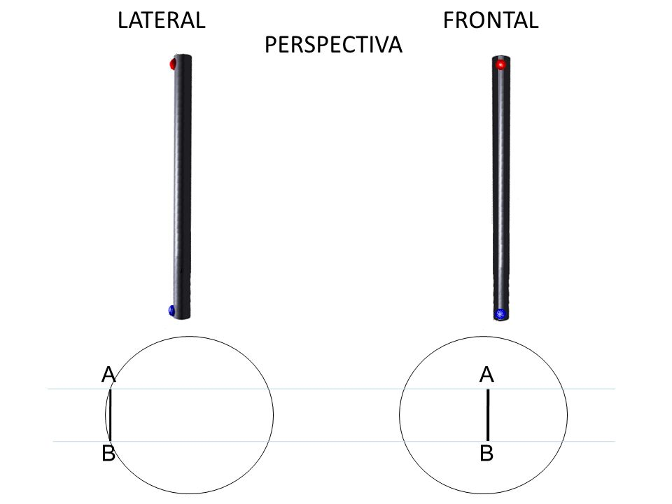 LATERAL FRONTAL PERSPECTIVA A A B B