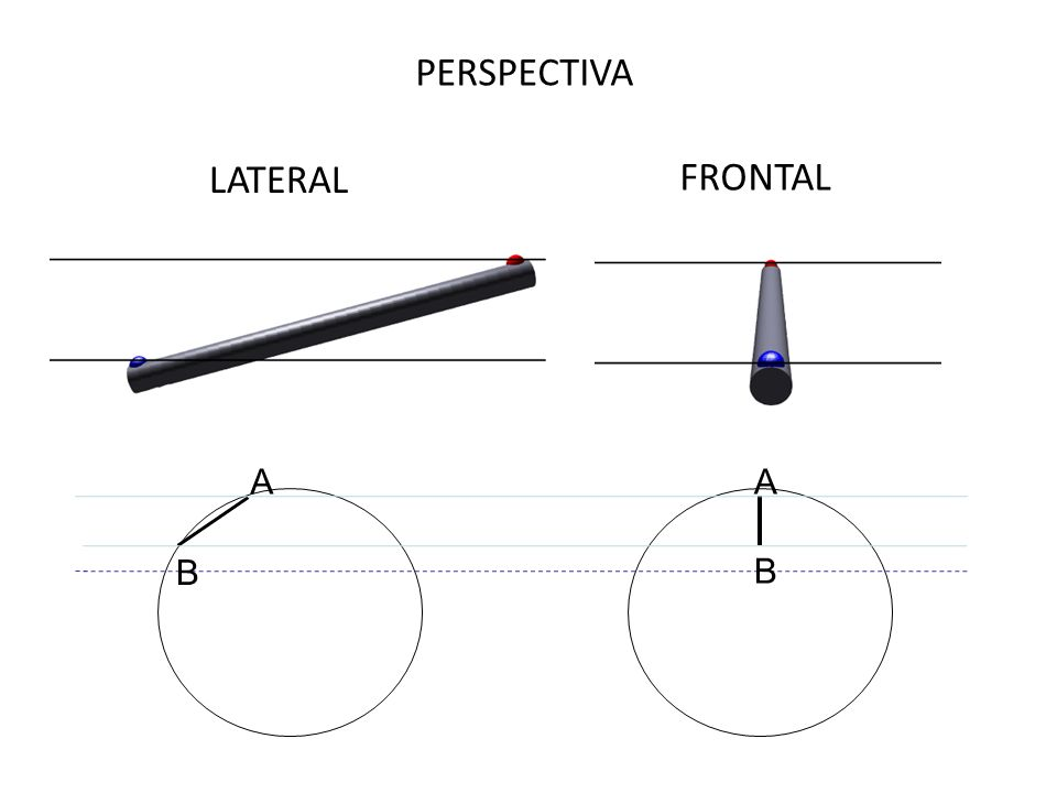 PERSPECTIVA LATERAL FRONTAL A A B B