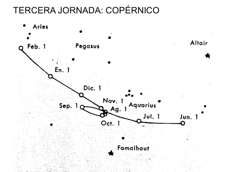 TERCERA JORNADA: COPÉRNICO