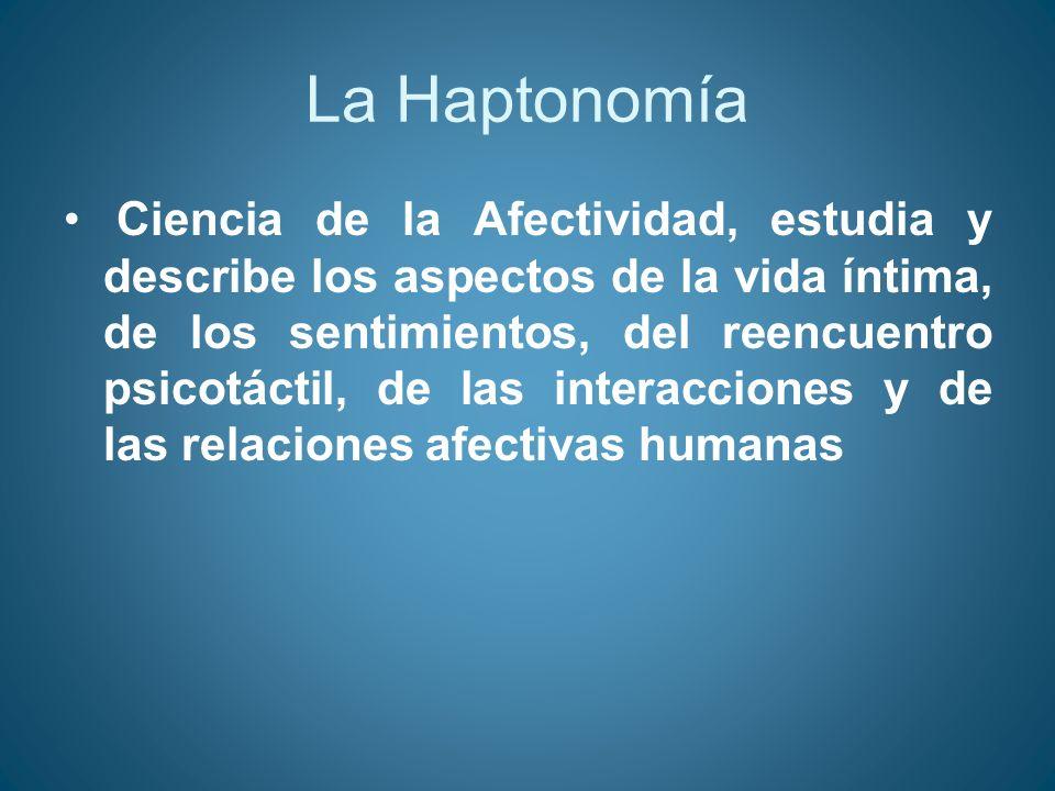 La Haptonomía