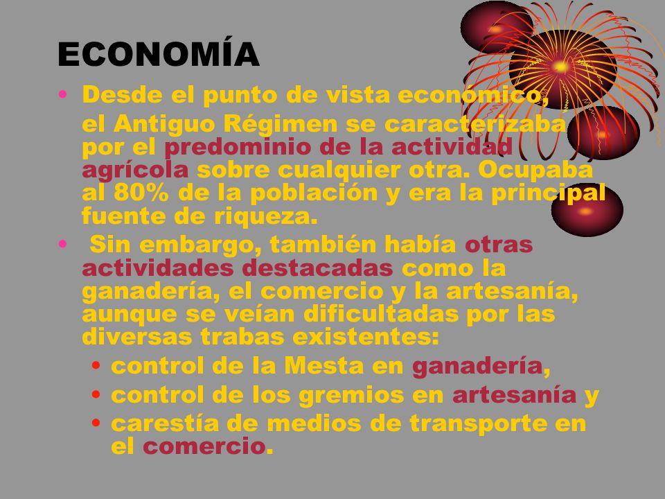 ECONOMÍA Desde el punto de vista económico,
