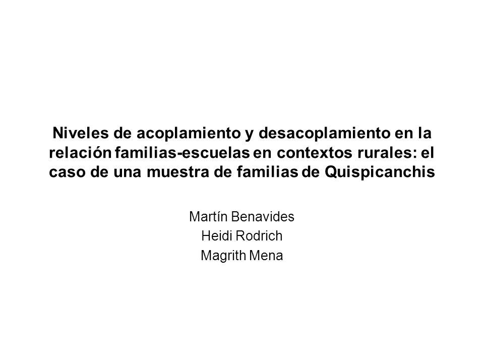 Martín Benavides Heidi Rodrich Magrith Mena
