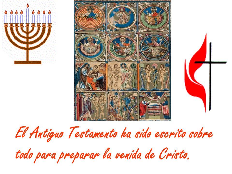 El Antiguo Testamento ha sido escrito sobre