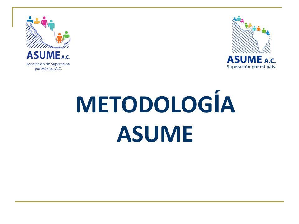 METODOLOGÍA ASUME 11