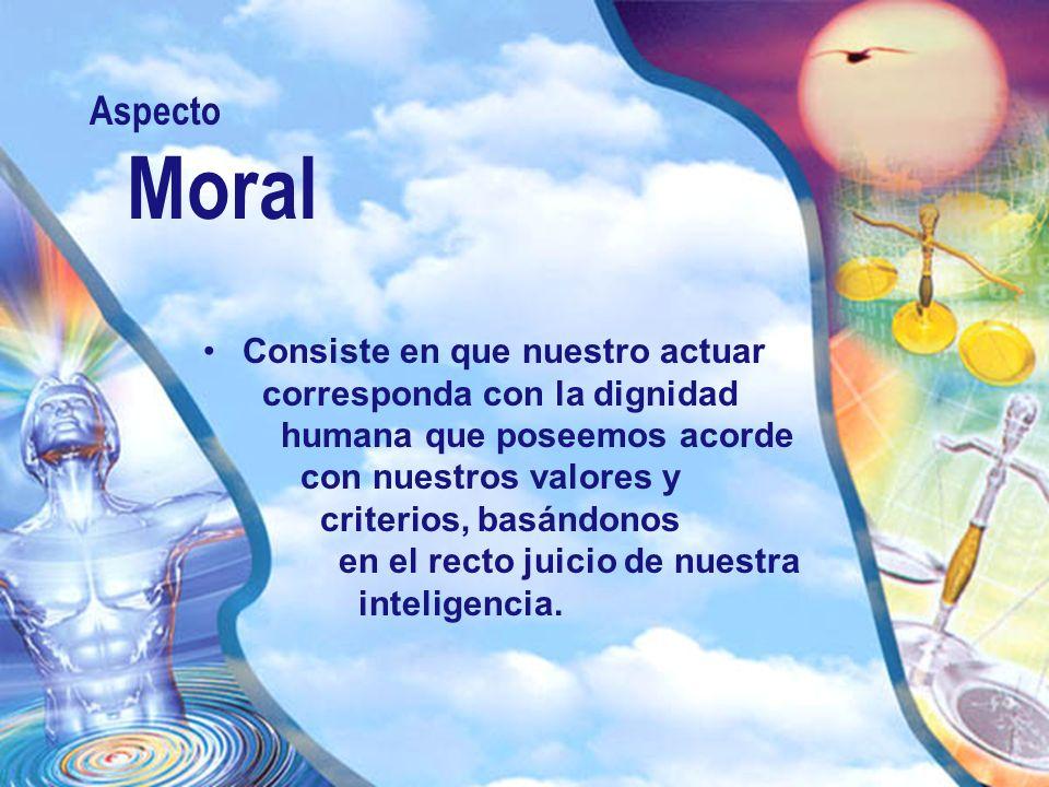 Aspecto Moral