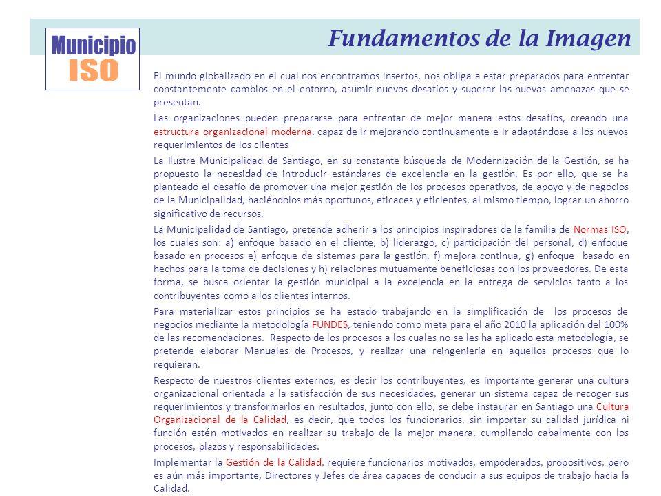 Municipio ISO Fundamentos de la Imagen