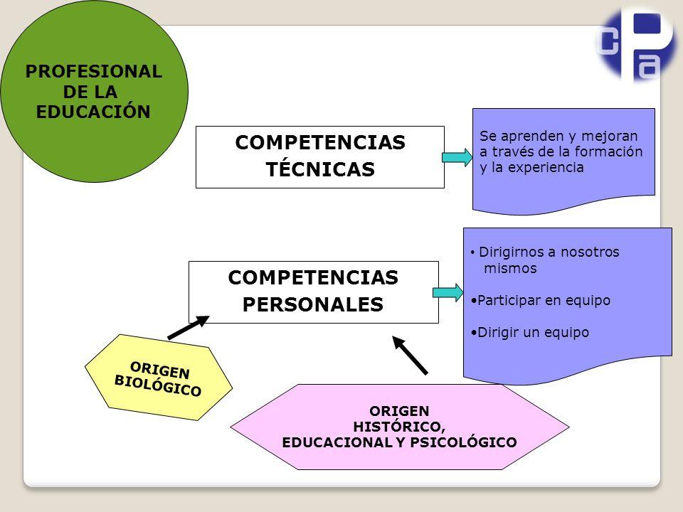 EDUCACIONAL Y PSICOLÓGICO