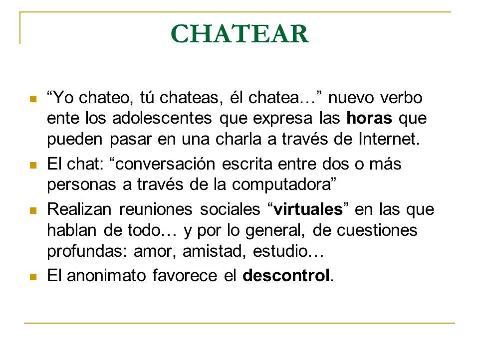 CHATEAR