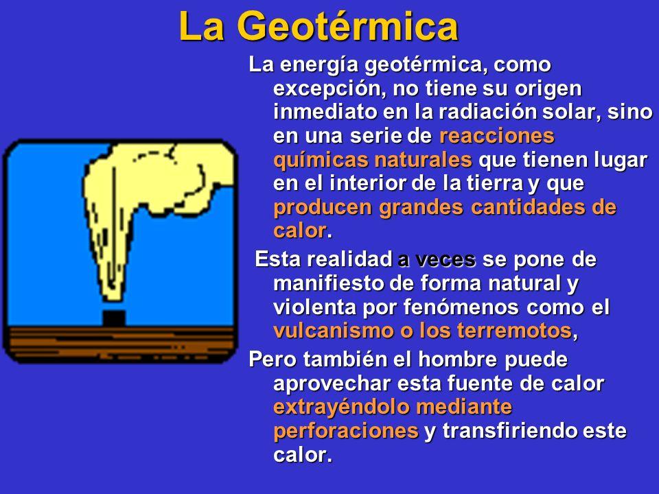 La Geotérmica