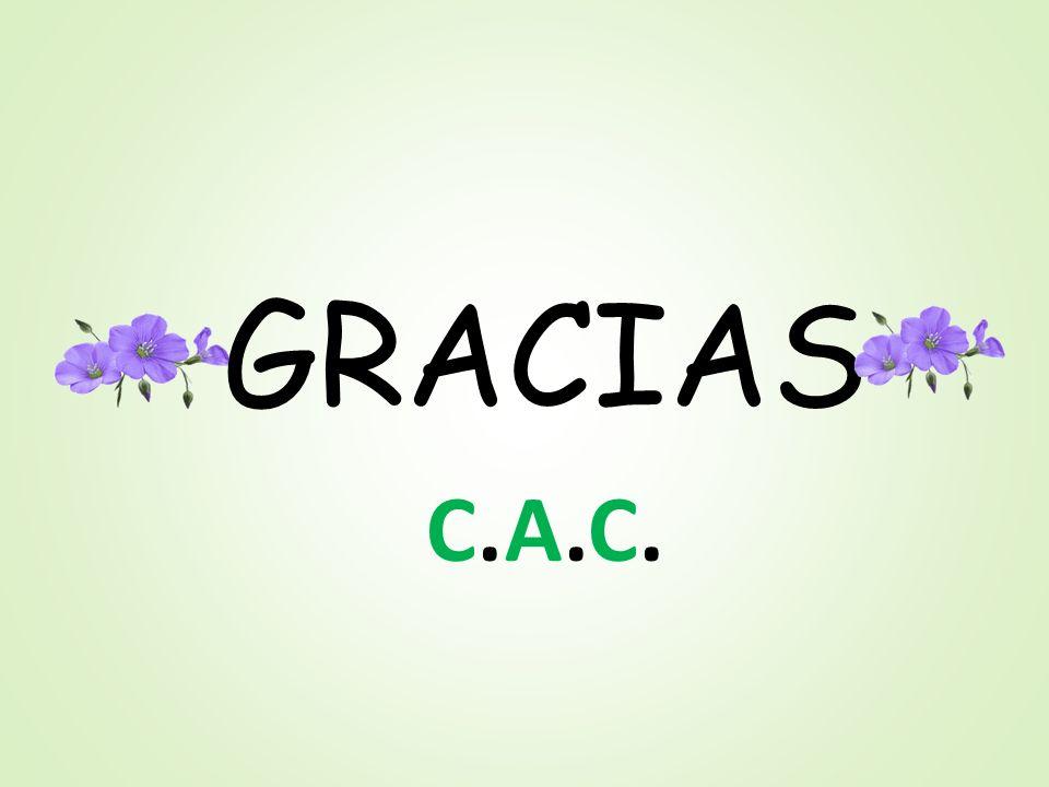 GRACIAS C.A.C.
