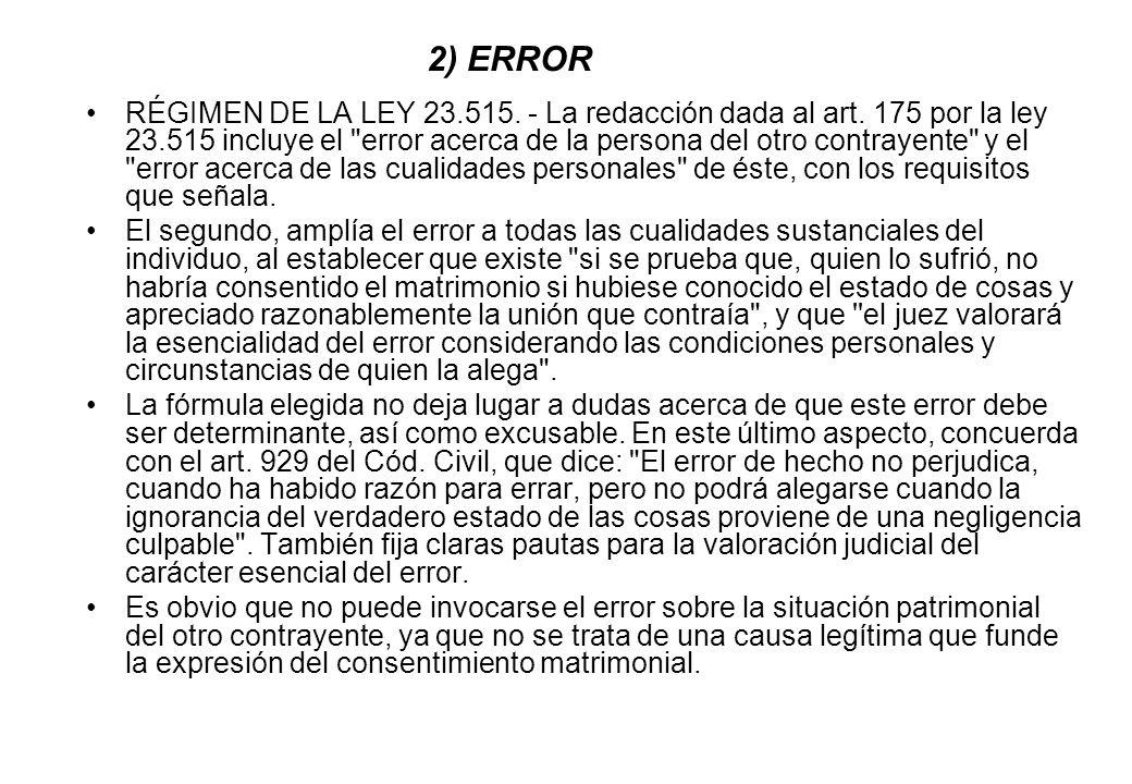 2) ERROR
