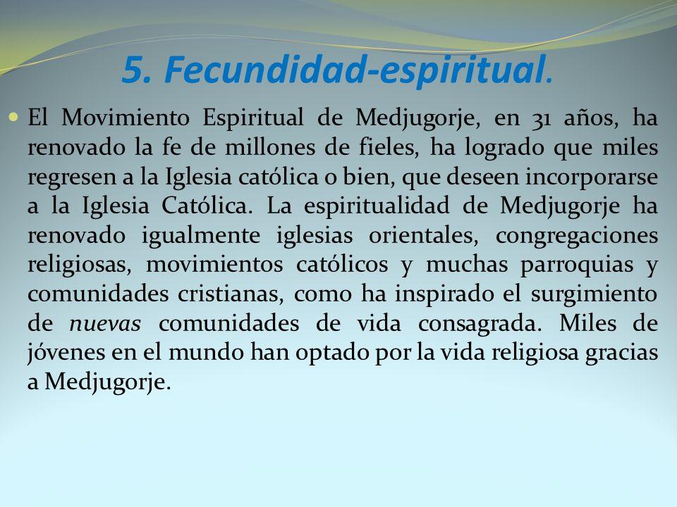 5. Fecundidad-espiritual.