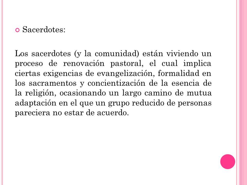 Sacerdotes: