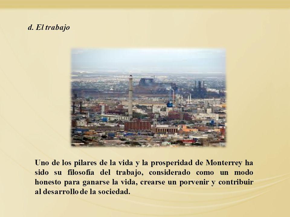 d. El trabajo 29. 23 Conferencia del episcopado mexicano, exhortación pastoral Que en Cristo, nuestra paz, México tenga vida digna , pág. 93.