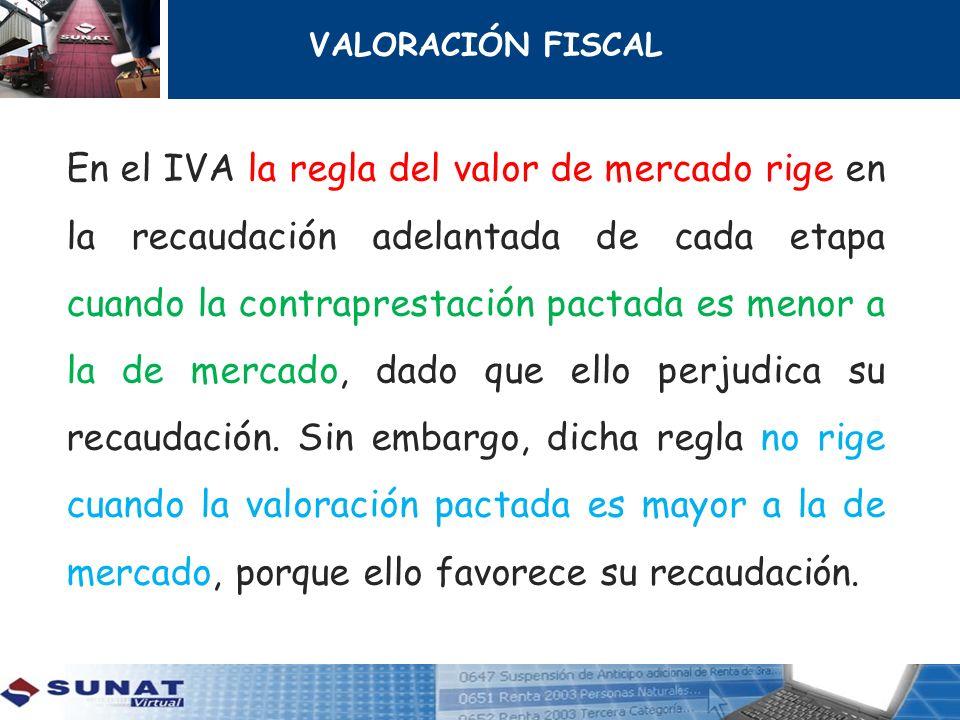 VALORACIÓN FISCAL
