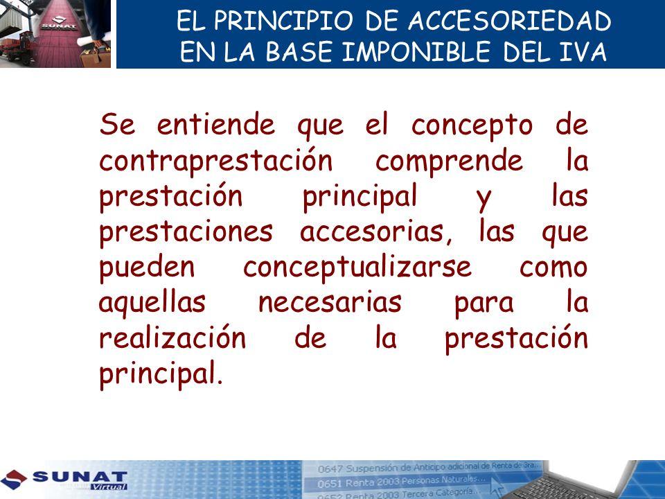 EL PRINCIPIO DE ACCESORIEDAD