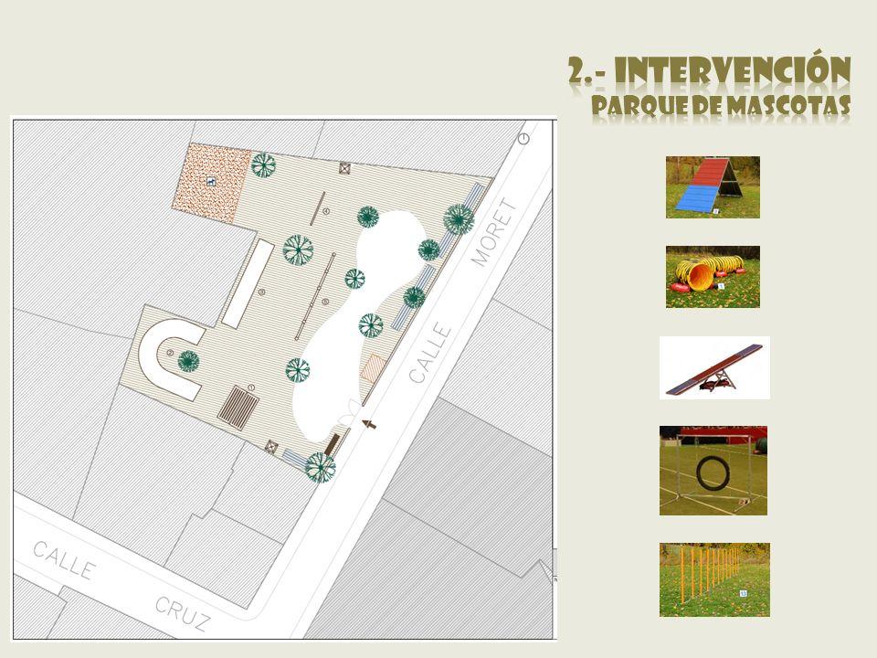 2.- intervención Parque de mascotas