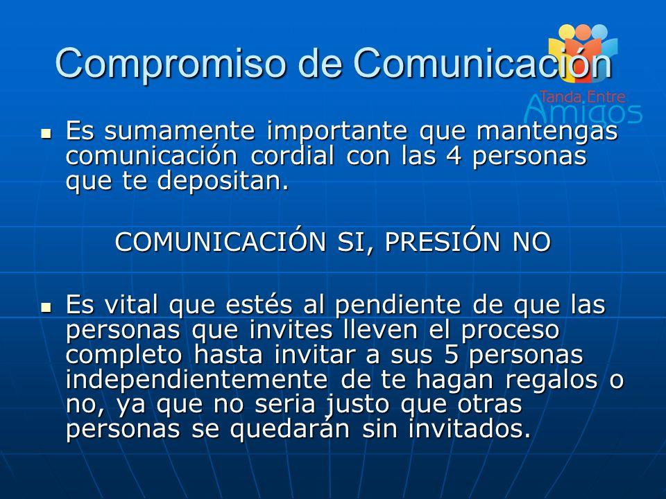 Compromiso de Comunicación