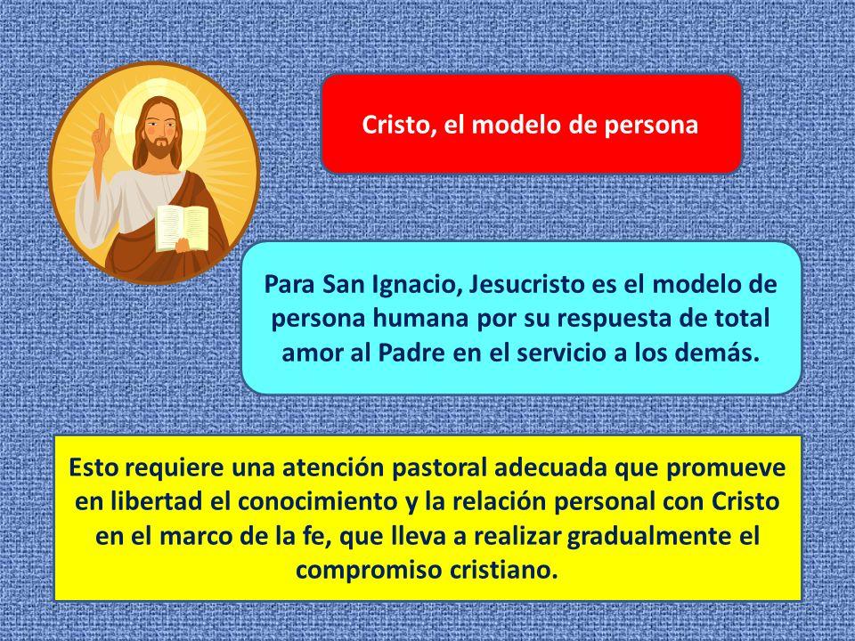 Cristo, el modelo de persona
