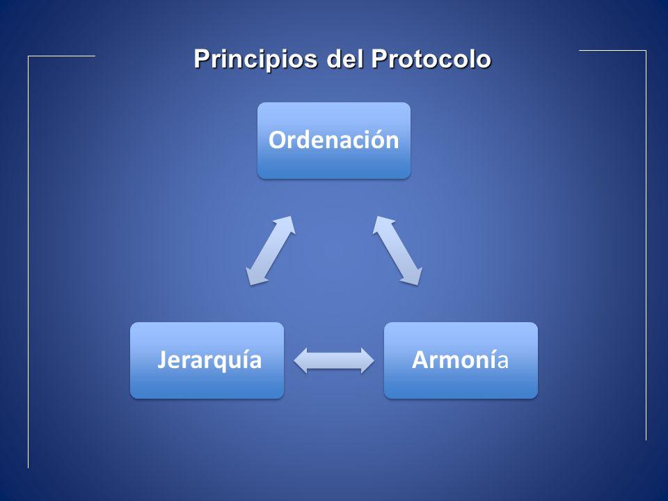 Principios del Protocolo
