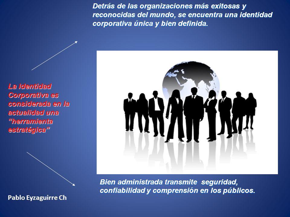 Detrás de las organizaciones más exitosas y reconocidas del mundo, se encuentra una identidad corporativa única y bien definida.