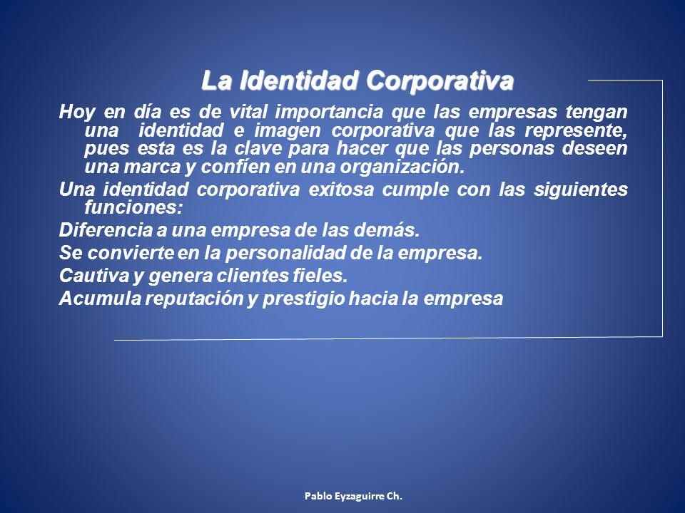 La Identidad Corporativa