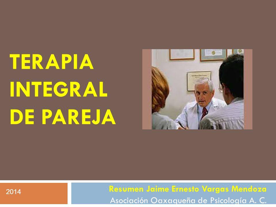 Terapia Integral de Pareja