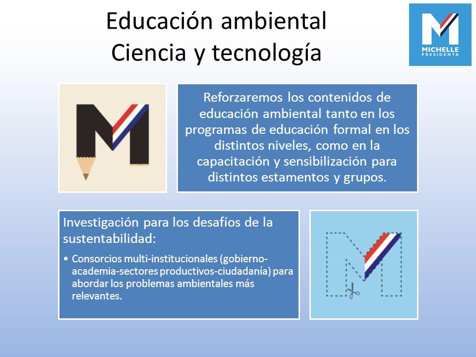 Educación ambiental Ciencia y tecnología