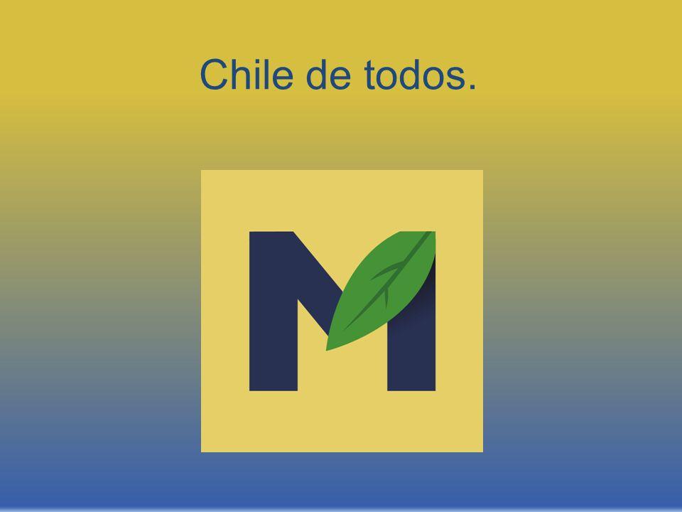 Chile de todos.