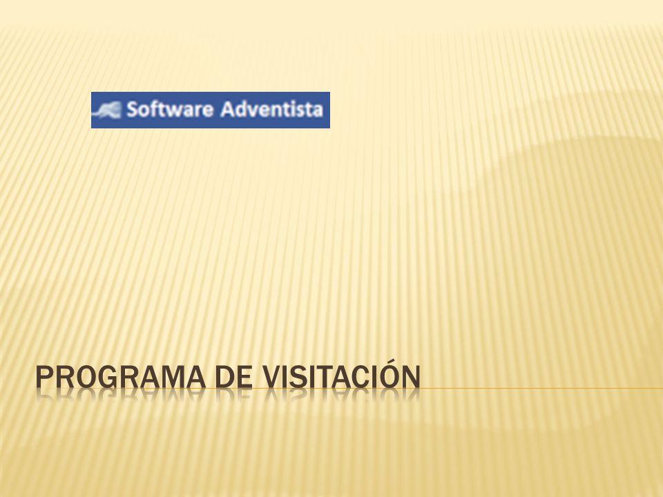 Programa de visitación