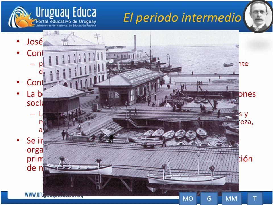 El periodo intermedio José Claudio Williman