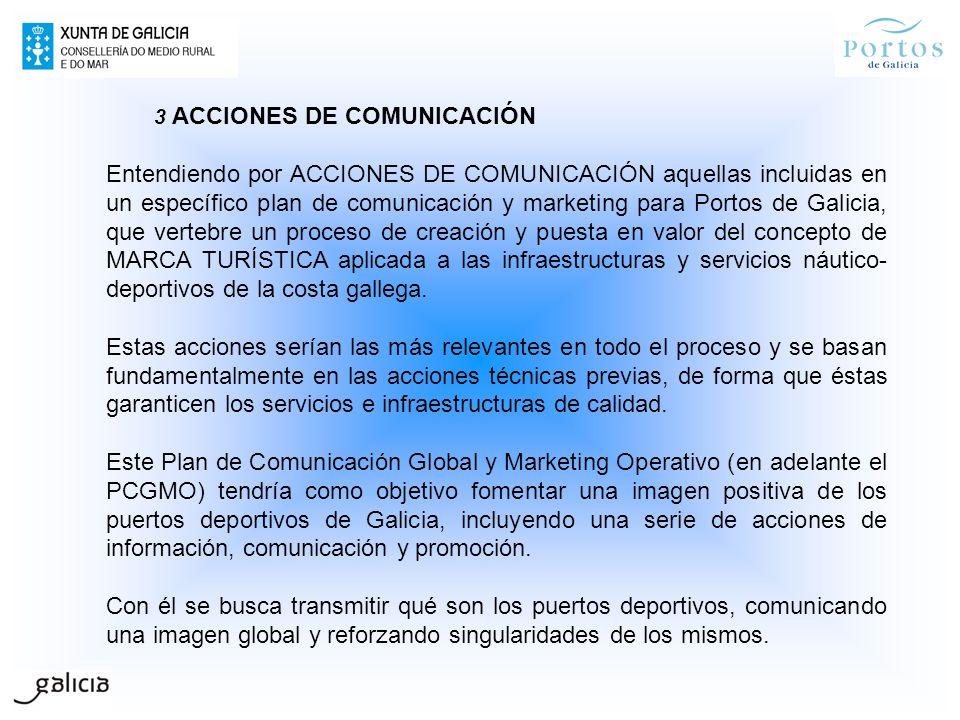 3 ACCIONES DE COMUNICACIÓN
