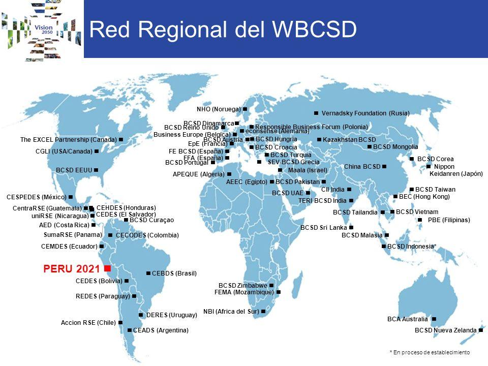 Red Regional del WBCSD PERU 2021 n