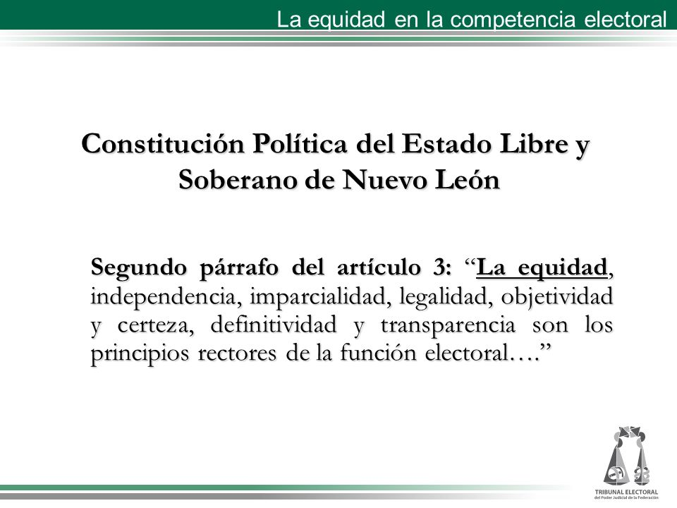 Constitución Política del Estado Libre y