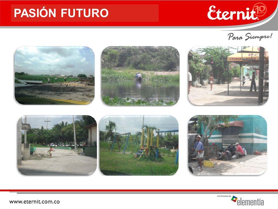 PASIÓN FUTURO www.eternit.com.co