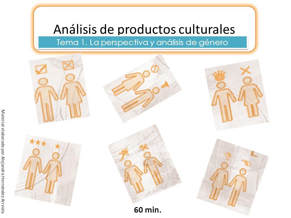 Análisis de productos culturales