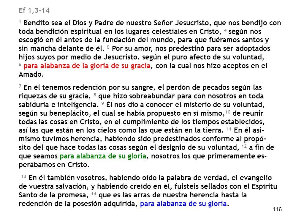 Ef 1,3–14