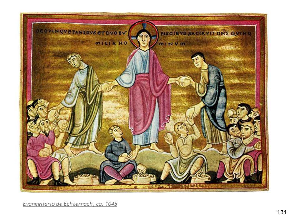 Evangeliario de Echternach, ca. 1045