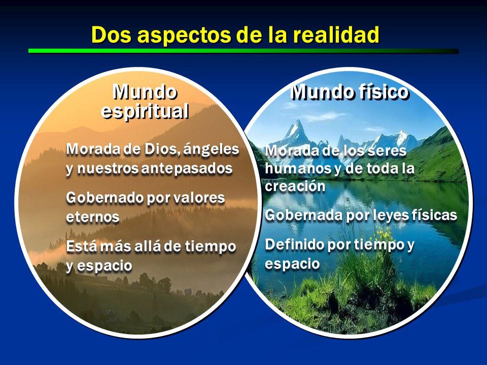 Dos aspectos de la realidad